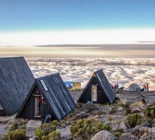 5-Day Marangu Route Kilimanjaro Climb