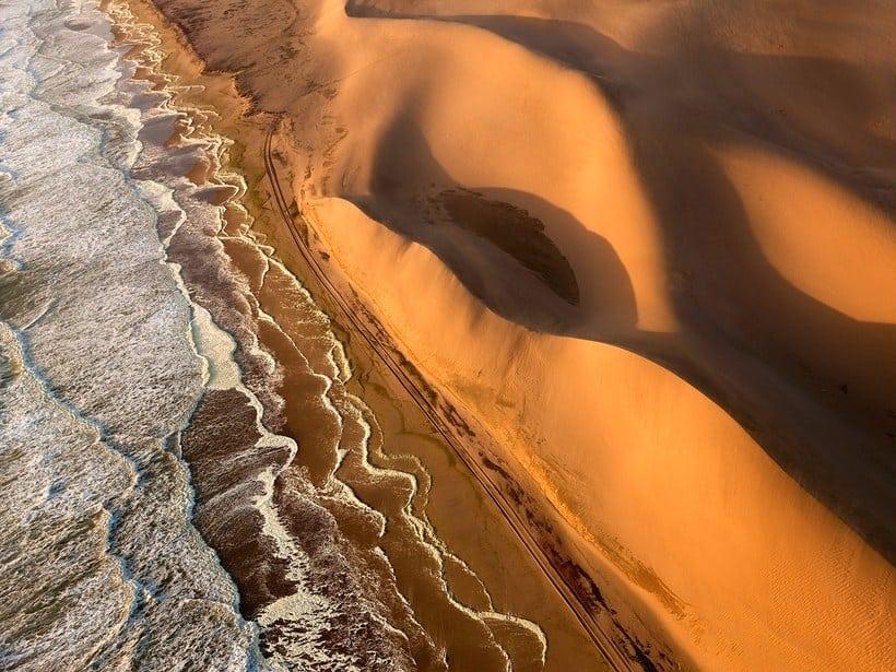 Namibia Skeleton Coast Gettyimages 97389630