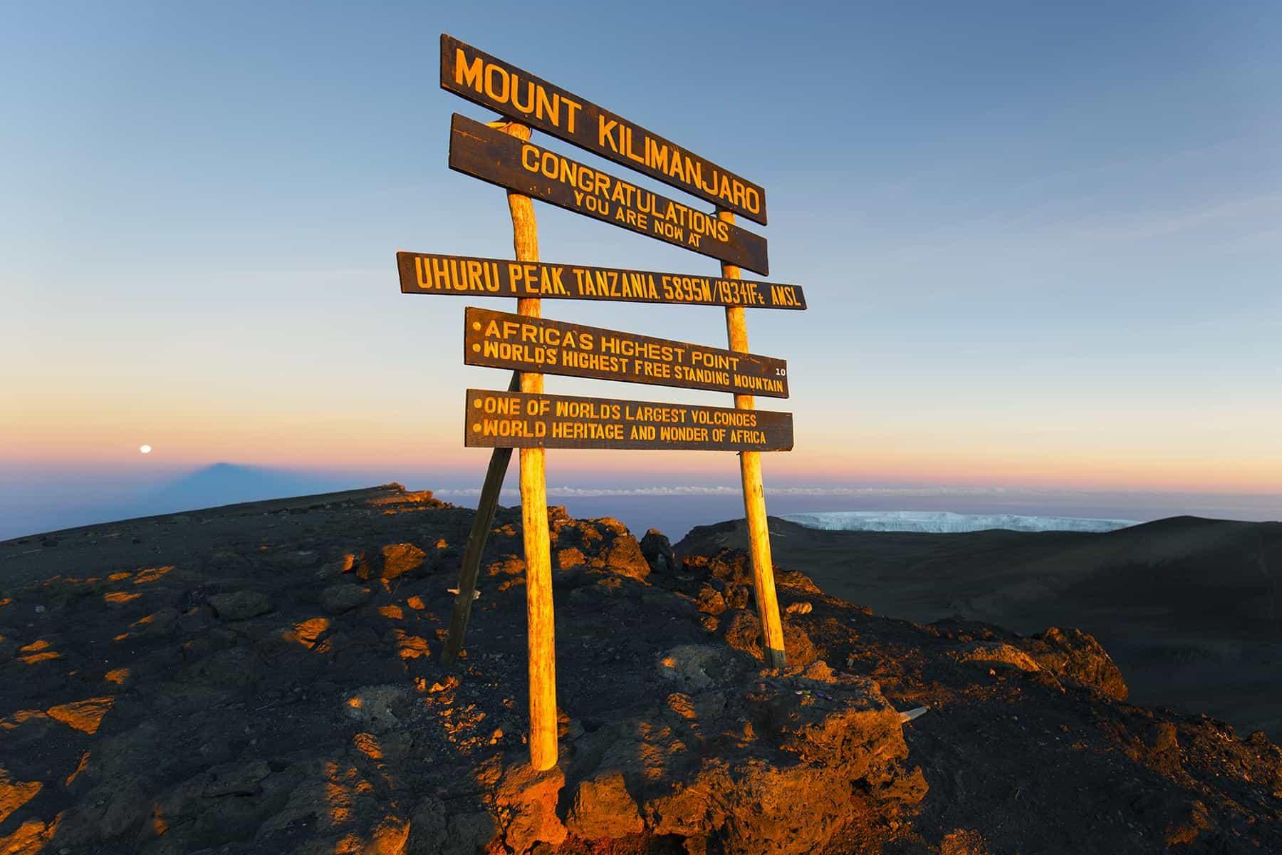 10 Ways To Hold Your Sanity On Mt Kilimanjaro Slide 6