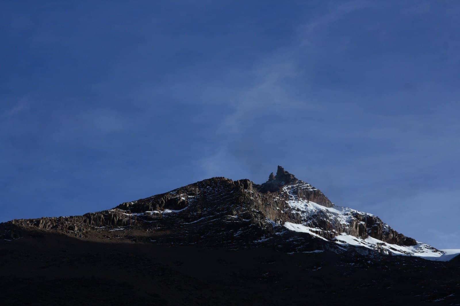 Our Goal Point Lenana, Mt Kenya Np, Kenya