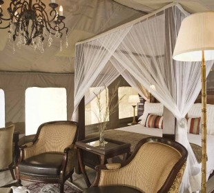 5-Day Tanzania Wilderness Lodge Safari