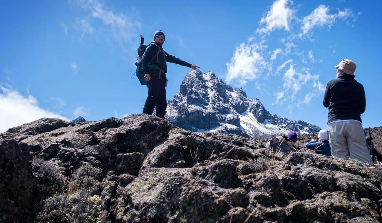 Climbing Mt Kilimanjaro Mawenzi Peak 1300px