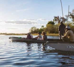 10-Day Okavango Delta, Moremi Game Reserve and Khwai Safari