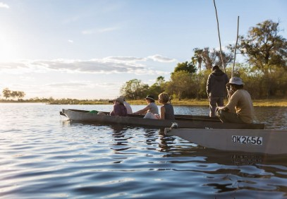10-Day Okavango Delta, Moremi Game Reserve and Khwai Safari