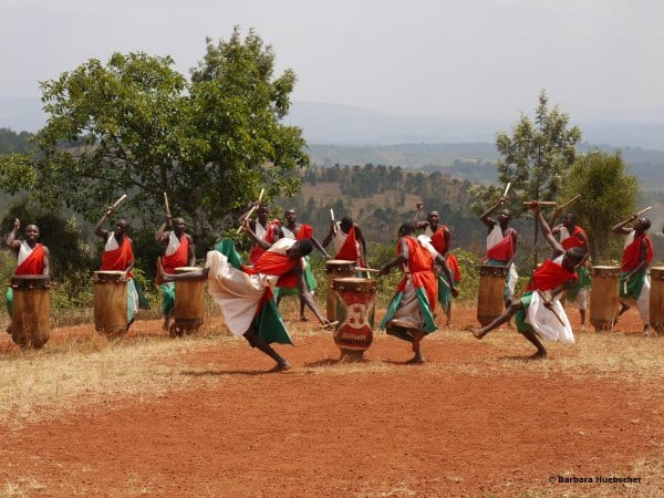 Gishora Sacred Drummers
