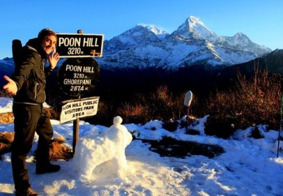 Ghorepani Poon Hill Trek with Wildlife Adventure