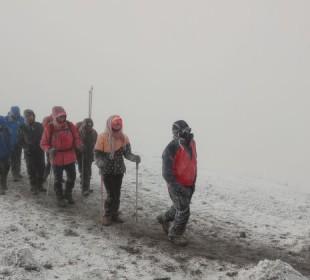 5-Day Trek To Uhuru Peak Via Marangu Route