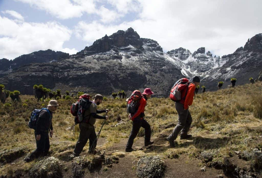 Mount Kenya Climbing Safari 1024x694