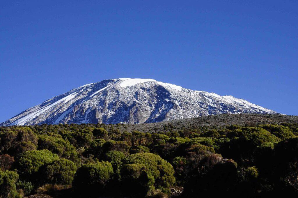Mount Kilimanjaro Climb Via Rongai Route 1024x680