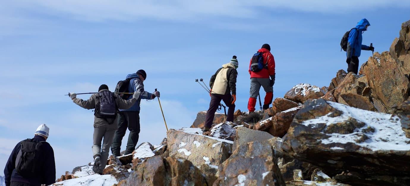 Mt Kenya Climbing Sirimon Route 2