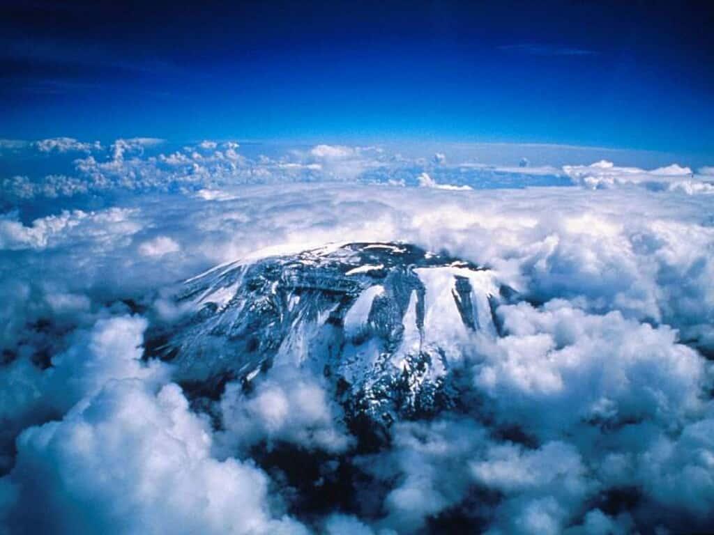 Mt Kilimanjaro Africa 1