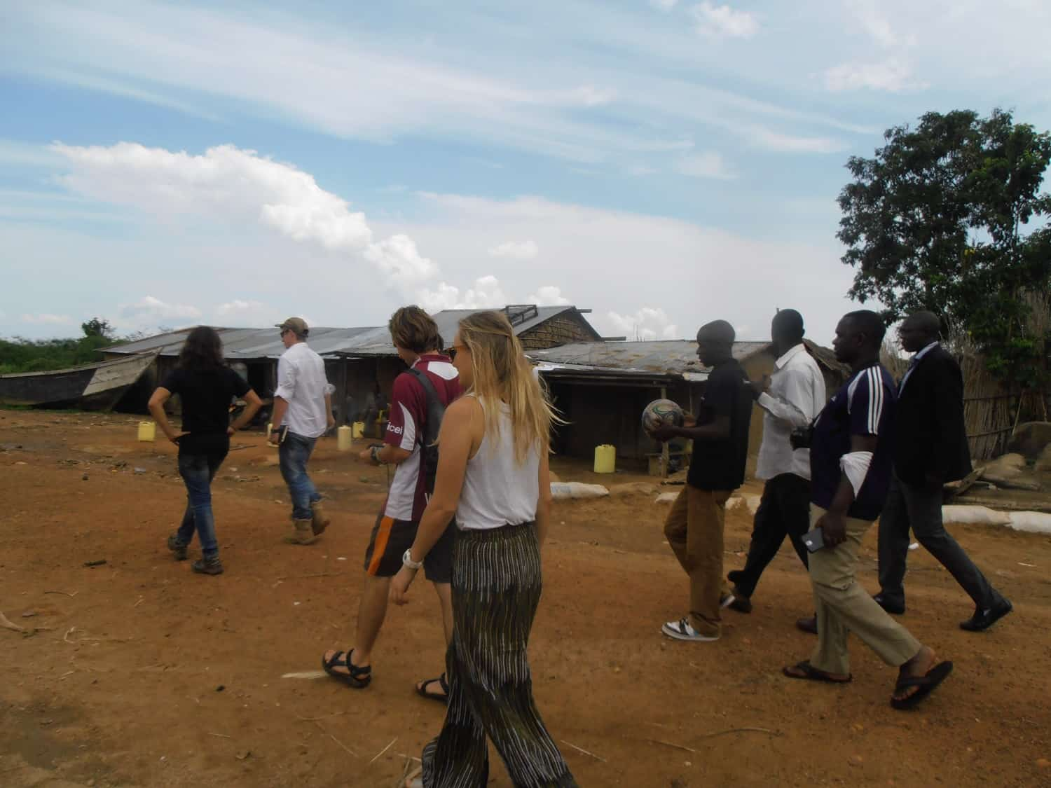 Our experience with Go Volunteer Africa was excellent and rewarding