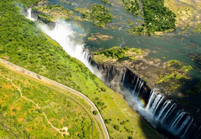 19-Days Cape to Victoria Falls Camping / PLUS Safari