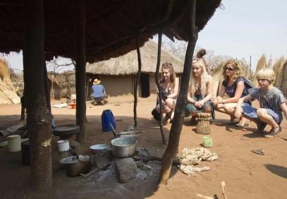 4-Day Cultural Tour in Victoria Falls & Chobe National Park Safari