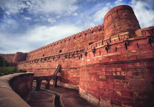Agra Agra Fort 0