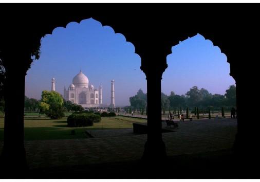 Agra Tajmahal 11