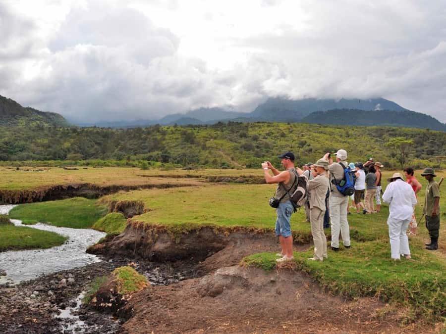 Arusha National Park Day Trip Walking Tour