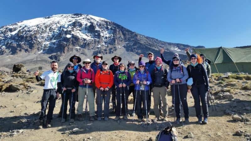 Kilimanjaro Trekking (15)