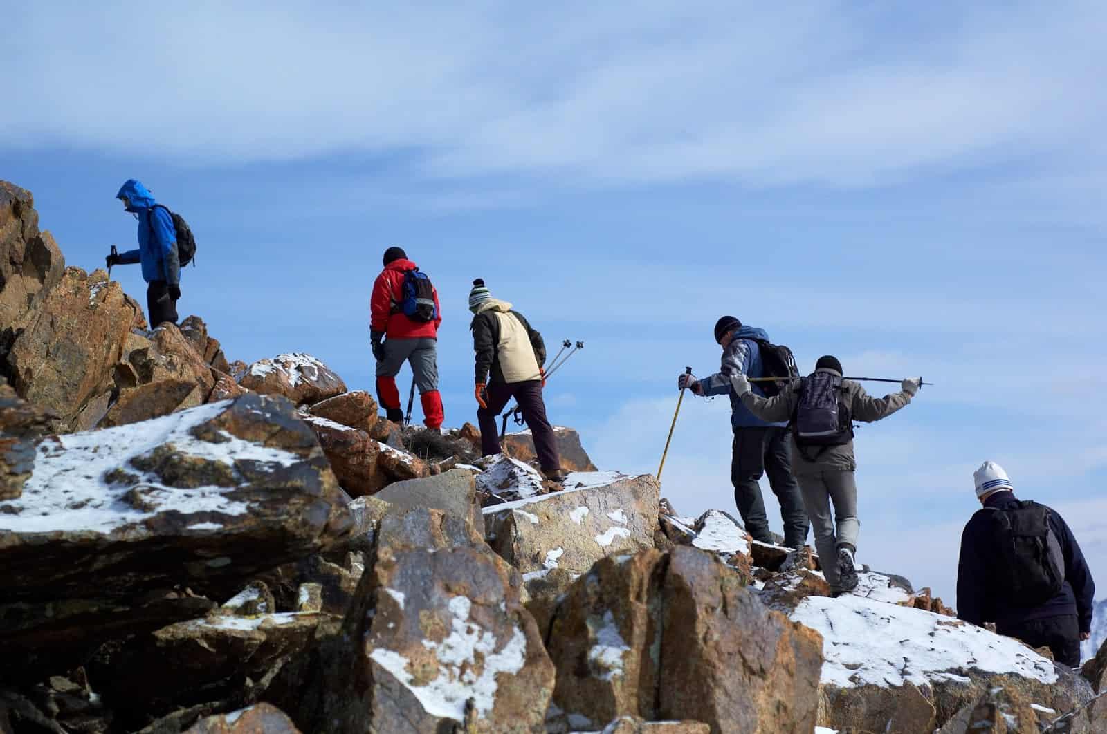 Mountain Climbers 1