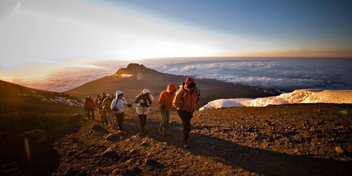 Mt Kili Packages 12