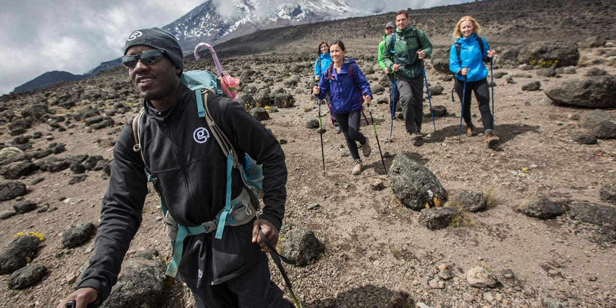 Mt Kili Packages 24
