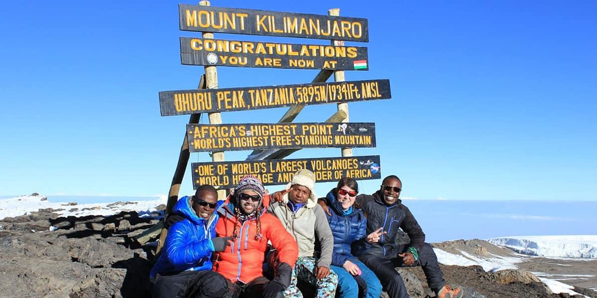 Mt Kili Packages 40