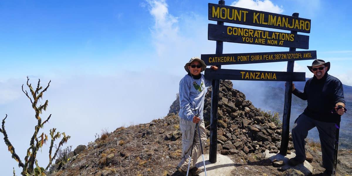 Mt Kili Packages 9