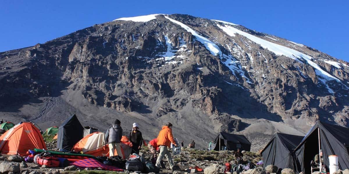 Mt Kili Packages