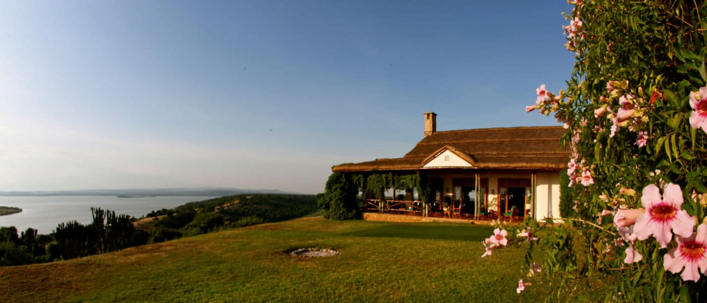 Mweya Safari Lodge Pano Views Lo