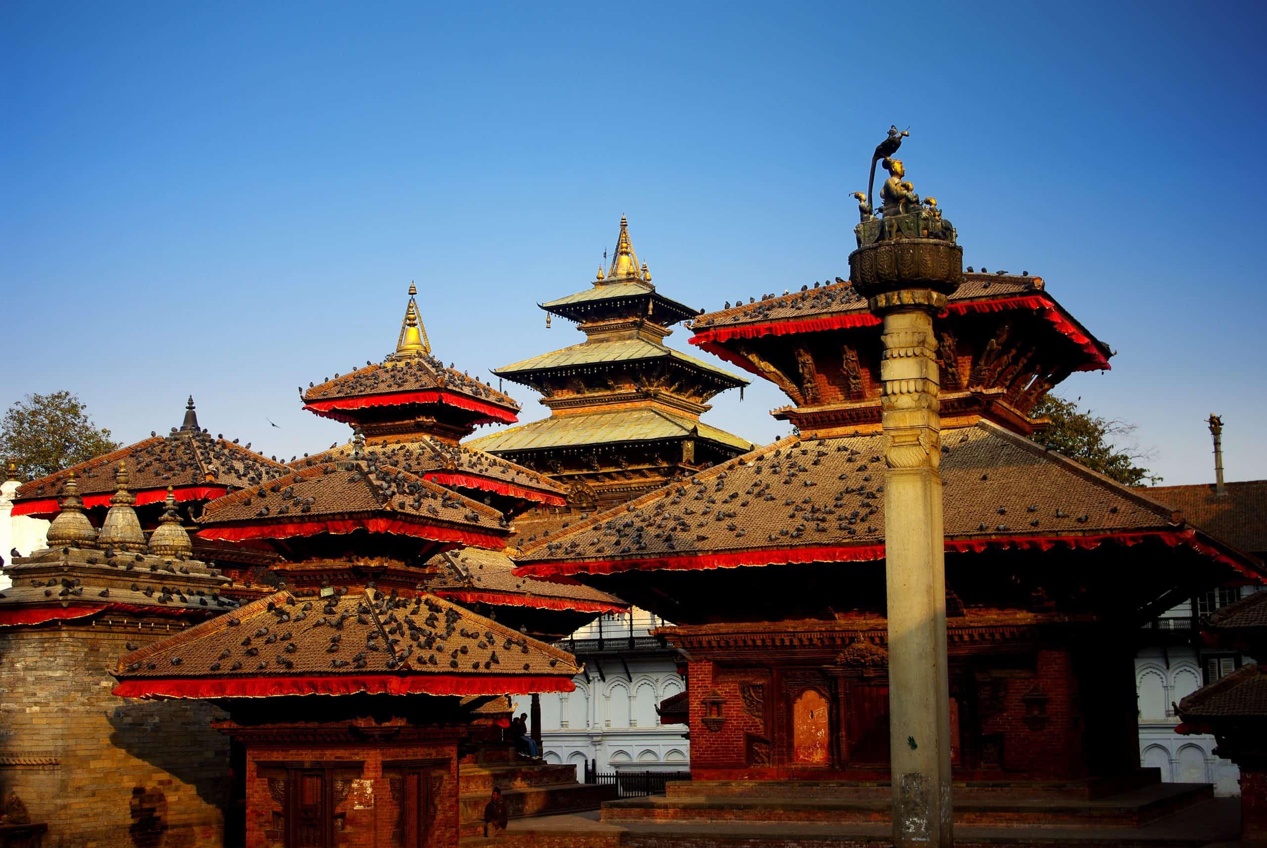 Kathmandu Palace Square