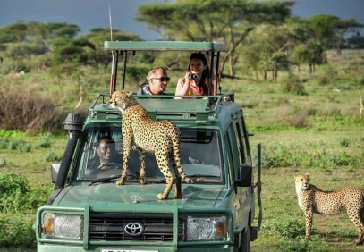 10-Day Tanzania Trekking and Wildlife Safari