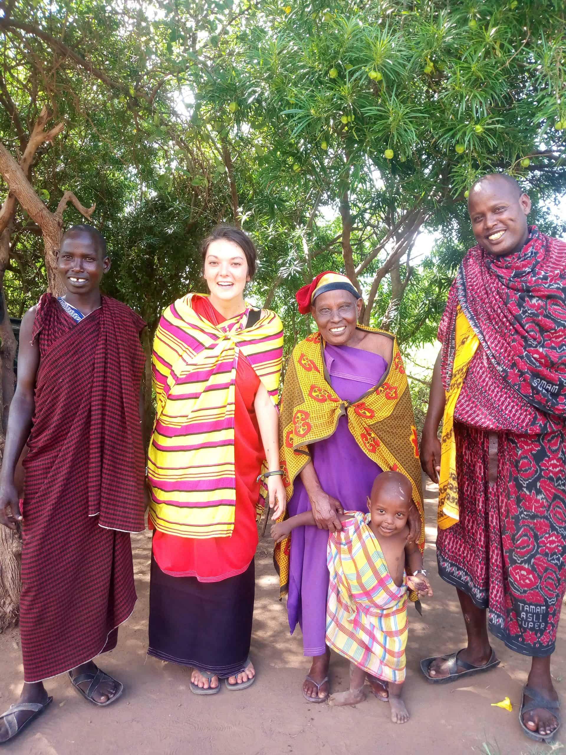 Kilimanjaro For Charity Godson Charity Volunteer In Moshi (59)