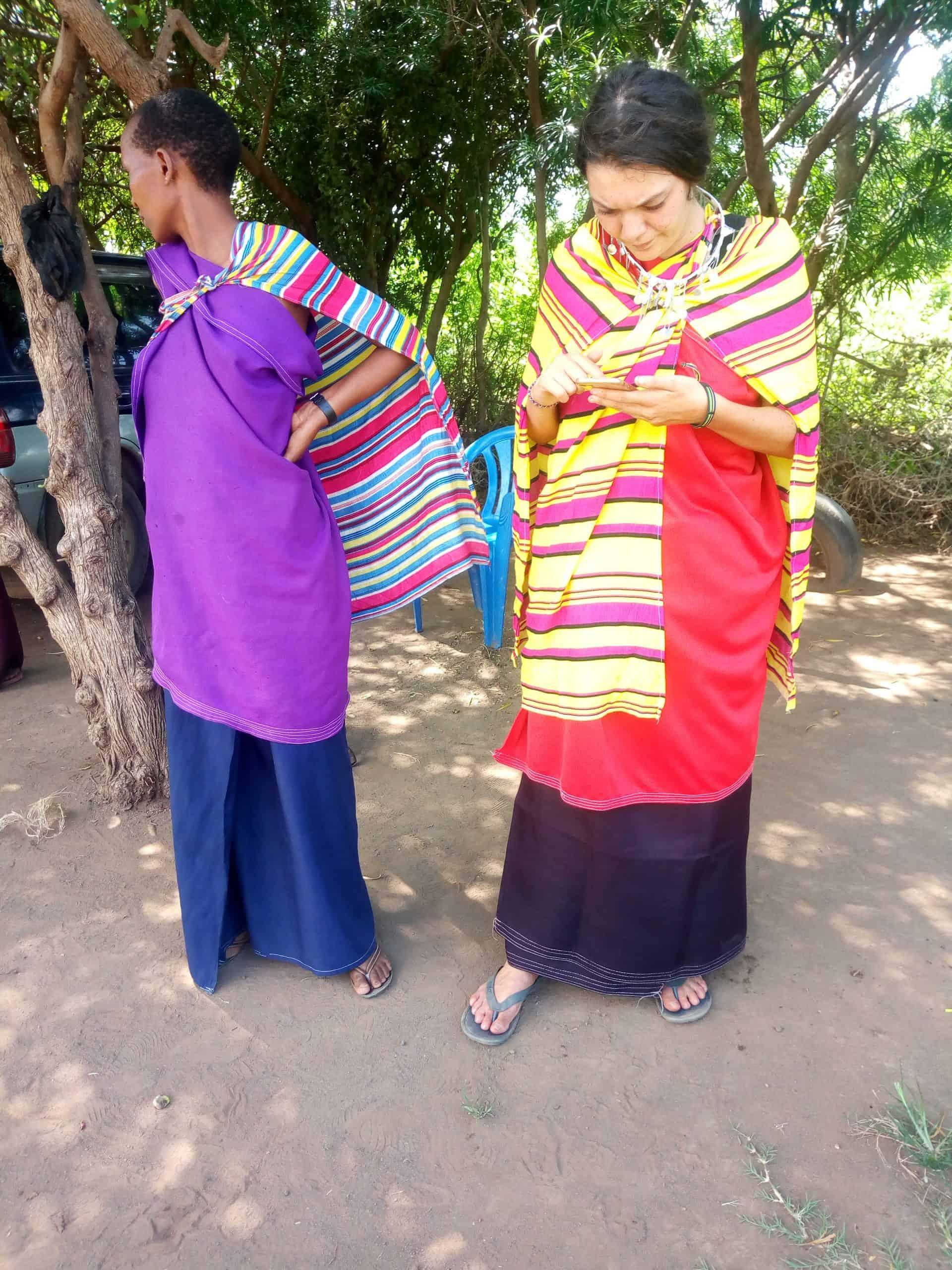 Kilimanjaro For Charity Godson Charity Volunteer In Moshi (61)