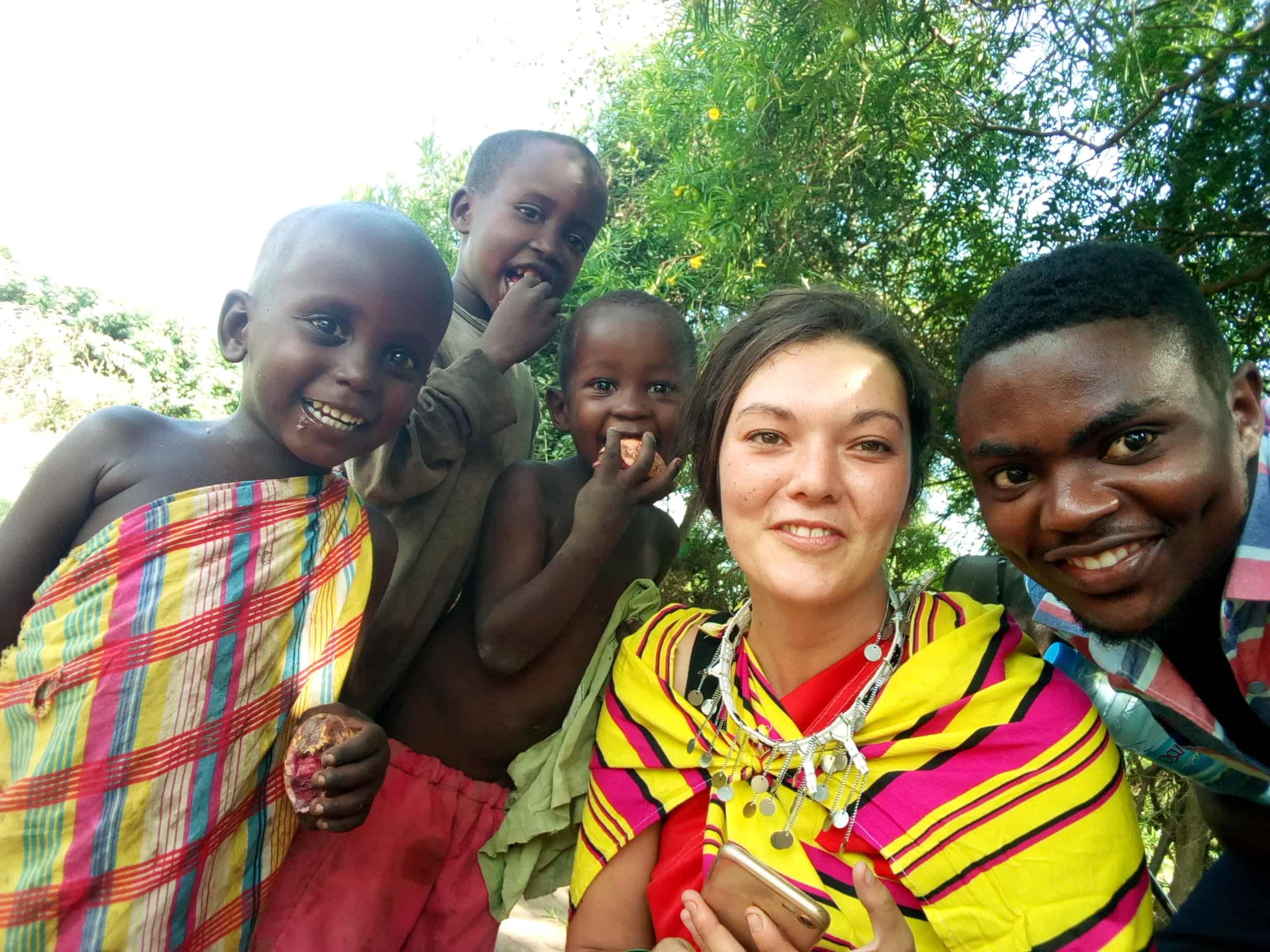 Kilimanjaro For Charity Godson Charity Volunteer In Moshi (64)