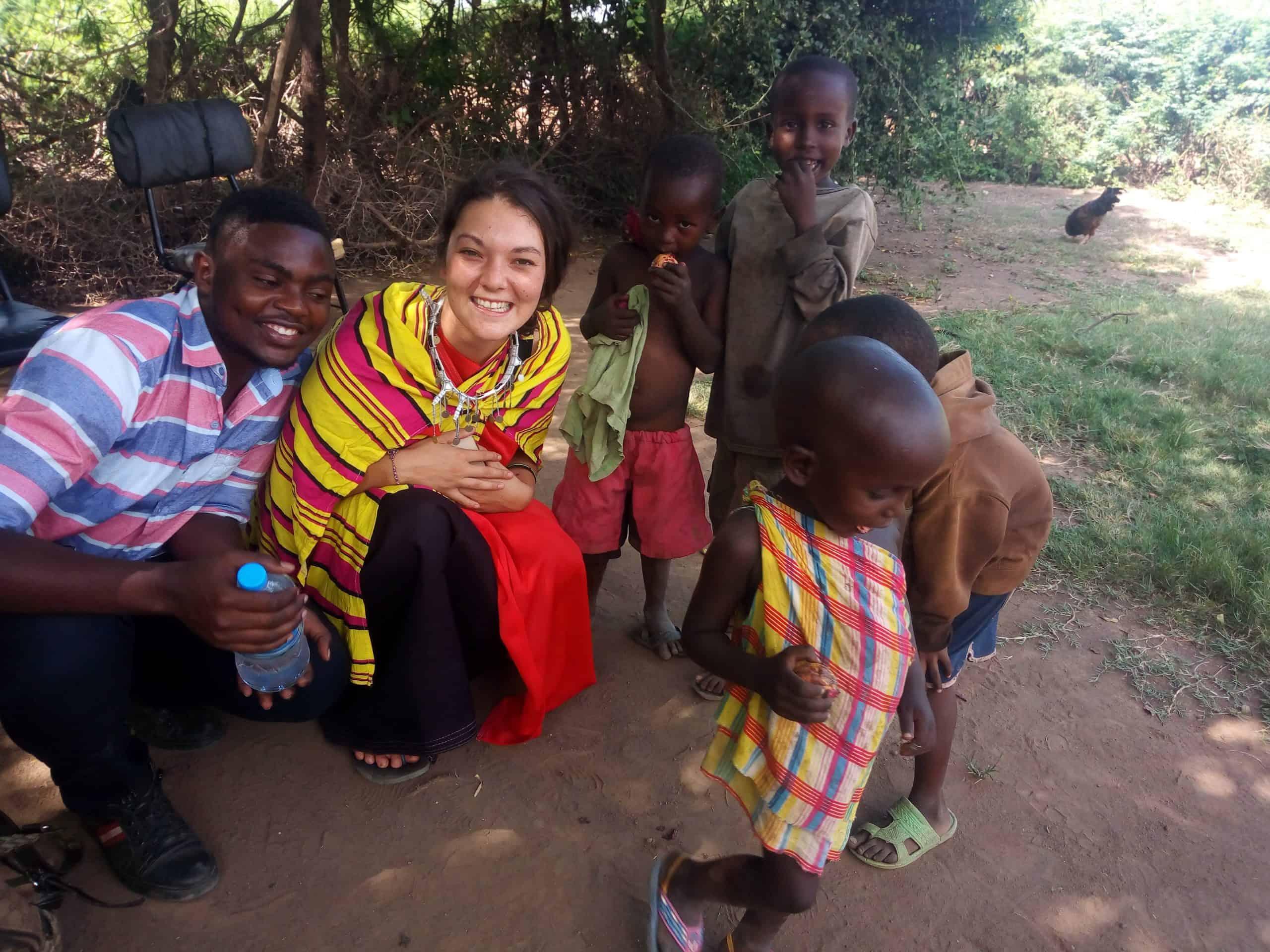 Kilimanjaro For Charity Godson Charity Volunteer In Moshi (68)