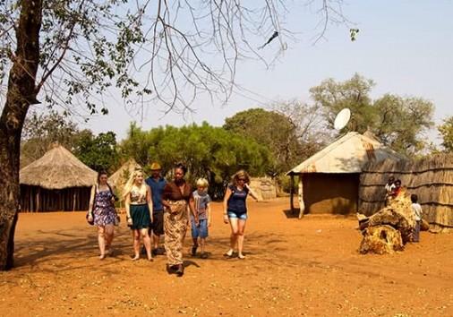 Village Tour Guide
