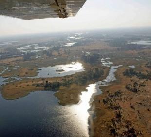 8 Days Okavango Delta and Victoria Falls Accommodated Adventure