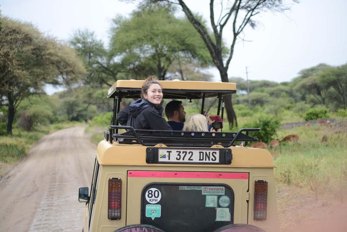 Gamedrive Safari