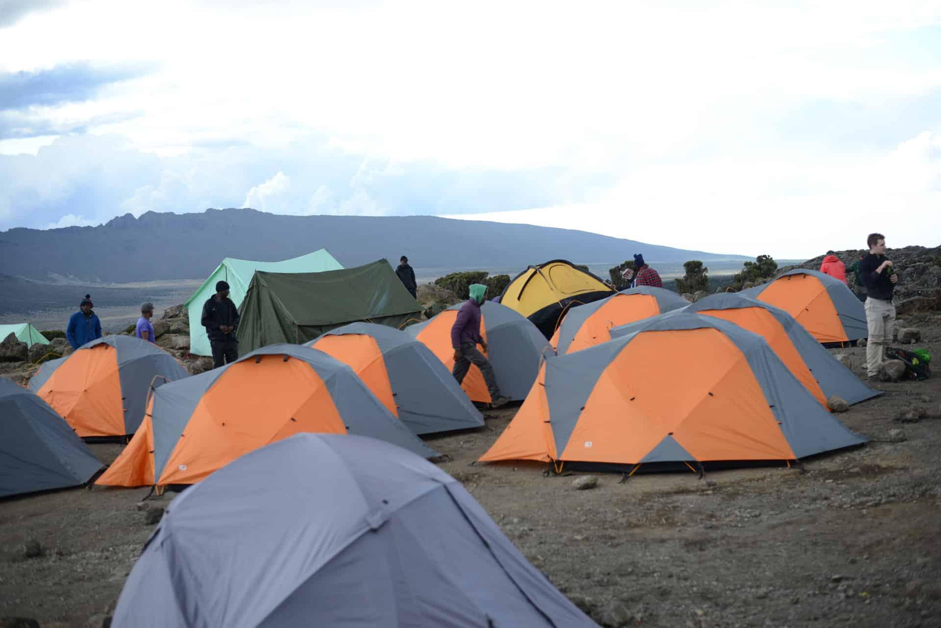 Kilimanjaro Lemosho Climb