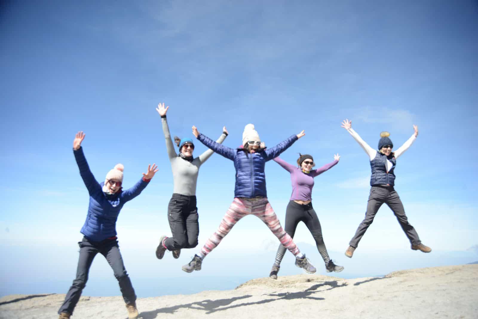 Kilimanjaro Trekking Excitements
