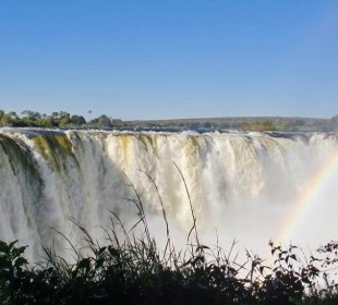 5-Day Victoria Falls & Chobe Safari