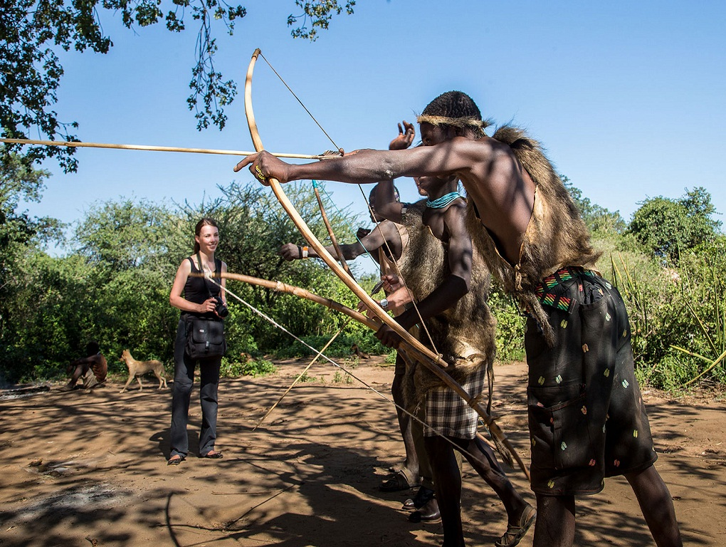 Learning To Shoot With Bows Arrows