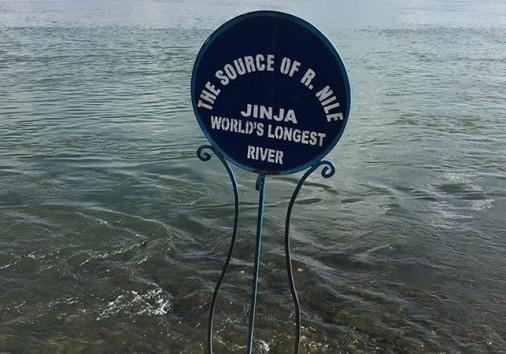 Jinja Source Of The Nile