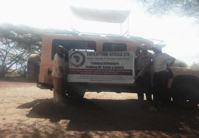 3-Day Private Tented Camp Safari
