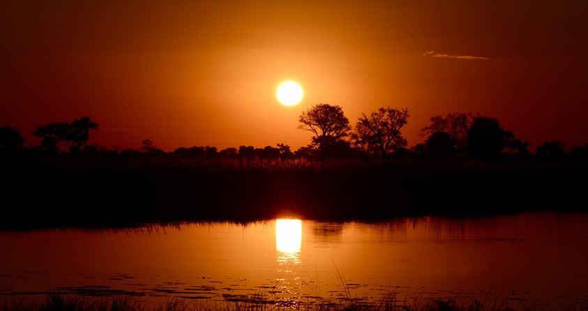Safari Deal Botswana Safari Places Okavango