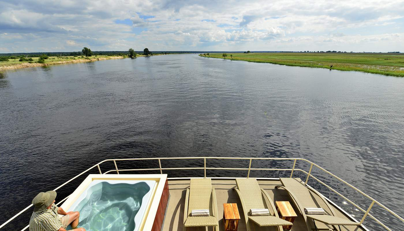 Chobe Princess Houseboats