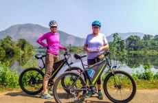 Cycling Safari Trip on Kerala Backroads