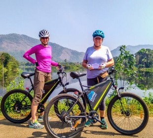 Cycling Safari Trip on Kerala Backroads