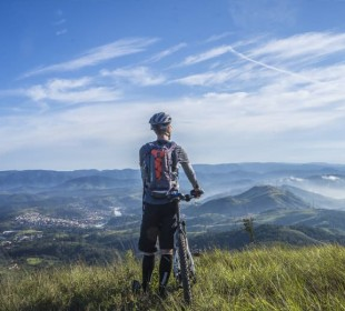 15-Day Mountainous Cycling Safari