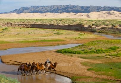 The Gobi Desert – Big Circuit